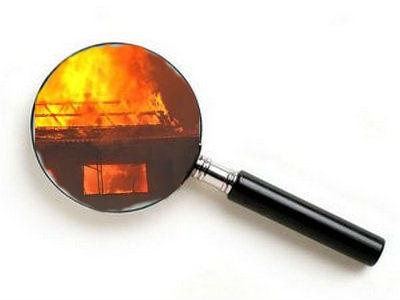 Оценка ущерба при пожарах
